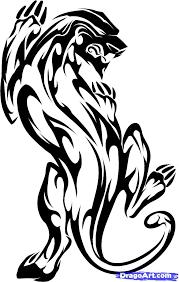 image result for black panther tattoos desktop