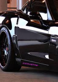 corvette racing stickers chevrolet camaro 2014 2015 checkerd side stripes kit decals