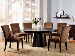 Round Kitchen Tables Chairs by Dining Tables Astonishing Large Round Dining Table Seats 8 What