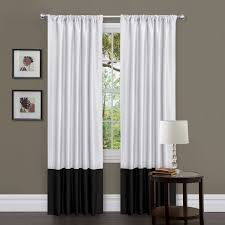 White Curtains With Green Leaves by Curtains Black White And Purple Curtains Greynd Ideas Interior