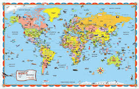 world maps free maps free travel maps and major tourist attractions maps
