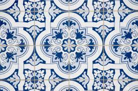Tiles Design Backgrounds And Textures Intricate Ceramic Tile Design Stock