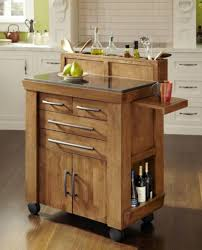 dazzling rustic portable kitchen island