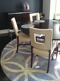 Dining Room Rug Ideas Awesome Round Rugs For Dining Room Gallery Home Design Ideas
