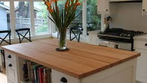How Much Overhang For Kitchen Island Kitchen Kitchen Island Oak Forgiving Real Wood Kitchen Island