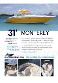boats sport boats sport yachts cruising yachts monterey boats luxury yacht charters miami boat rentals