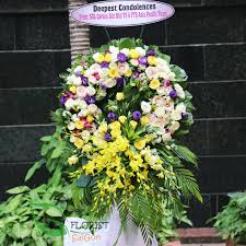 sympathy flowers delivery saigon sympathy flowers delivery