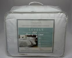 Charter Club Down Alternative Comforter Charter Club Level 5 Down Comforter King Heavy Weight