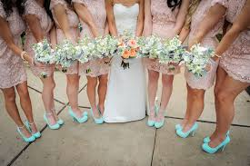 turquoise wedding modern come vintage wedding in baby pink turquoise