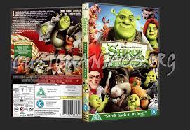 shrek 4 final chapter dvd cover dvd covers