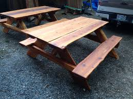 picnic table rentals live edge picnic table pds woodwork picnic table rentals and