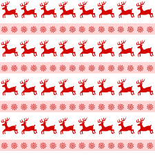 free digital reindeer scrapbooking paper ausdruckbares