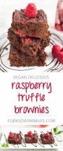 Dark Chocolate Raspberry Brownies by Raspberry Brownies Recipe