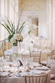 tall white wedding centerpiece ideas elizabeth anne designs the