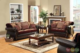 Overstock Living Room Sets Sectional Sofas Huntsville Al Living Room Traditional Burgundy