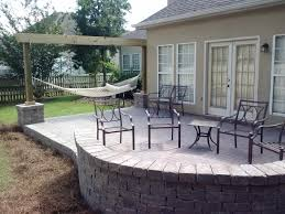 How Much Does A Paver Patio Cost by Cost Patio Patio Designs Patio Designs And Cost Understanding