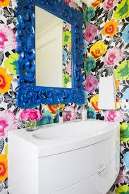 Colors For Powder Room Unique Powder Rooms To Inspire Your Next Remodeling