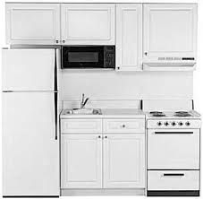 efficiency kitchen ideas cozy picture a small island on the opposite side which holds