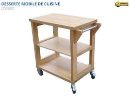 servante de cuisine dacsserte de cuisine desserte mobile servante mobile de cuisine