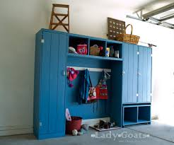 modular mudroom lockers