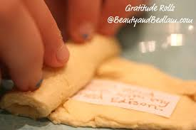 thanksgiving gratitude rolls easy thanksgiving rolls with messages
