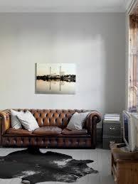 wohnzimmer sofa chesterfield sofa ein stück klasse ins innendesign bringen