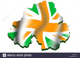 Blank Map Of Counties Of Ireland by Northern Ireland Map Cut Out Stock Images U0026 Pictures Alamy