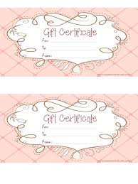 printable gift certificate templates imts2010 info