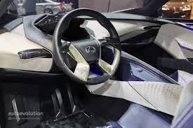 lexus driver bruce jenner lexus lf sa concept looks ready to eat minis and audi a1s in