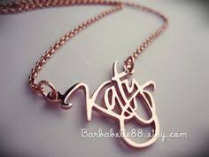 custom name jewelry custom name necklace personalized name by gracepersonalized my