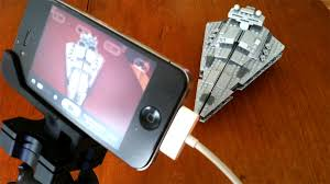 Homemade Phone Stand by How To Turn Your Iphone Into A Stop Motion Camera Tested