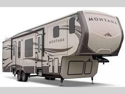 5th Wheel Camper Floor Plans Montana Fifth Wheel Rv Sales 17 Floorplans