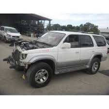 97 toyota 4runner parts used 1997 toyota 4runner parts car white with interior 6