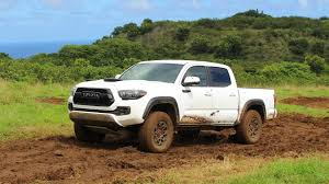 Trd Canada 2017 Toyota Tacoma Trd Pro First Drive No Pavement No Problem