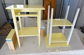 Hemnes Nightstand Review Hacked Ikea Nightstands From Blah To Ahhh Small Home Soul
