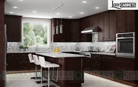 Kitchen Tall Cabinets Lory Island Java Tall Cabinets U2013 Courey International Usa