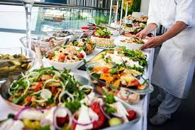 Buffet Salad Bar by How To Eat Low Carb When Dining Out Diet Doctor