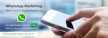 tutorial whatsapp marketing publish your whatsapp links whatsapp group links