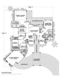large one story floor plans click thumbnail image for larger