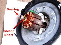 how to lubricate a fan motor how to fix your squeaking screeching gm blower motor