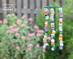 decorative garden stakes a beautiful statement for your