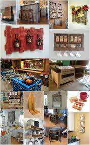top 20 awesome kitchen pallet project ideas you can diy recycled