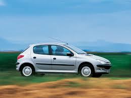 car peugeot 206 peugeot 206 5 doors specs 1998 1999 2000 2001 2002