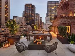 10 beautiful nyc hotel terraces the quin wythe hotel park hyatt