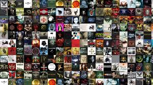 Avenged Sevenfold Flag Five Finger Death Punch Tiled Desktop Wallpaper
