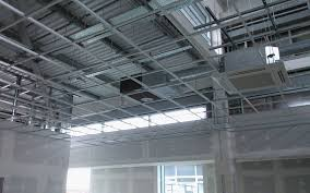 Drop Ceiling Installation by Suspended Ceiling Home Lighting Insight