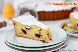 easter sweet italian easter pie chef in