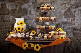 rustic wedding cupcakes abby joe s perin park wedding