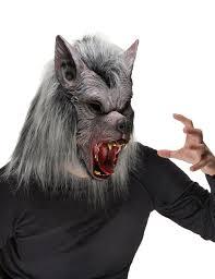 Werewolf Halloween Costume Halloween Werewolf Mask Adults Masks Fancy Dress