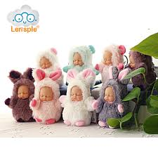 aliexpress buy lensple fashion lovely plush sleeping baby